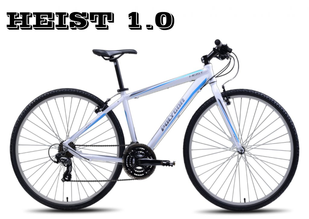 Sepeda Polygon Hybrid