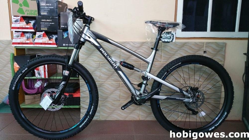 Sepeda Polygon XC Trail