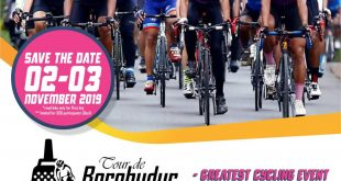 Tour De Borobudur 2019