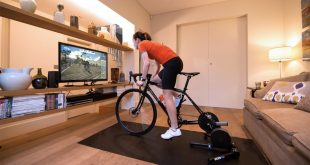 Zwift Setup Trainer