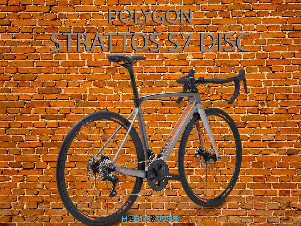 Polygon Strattos S7 Disc 2019
