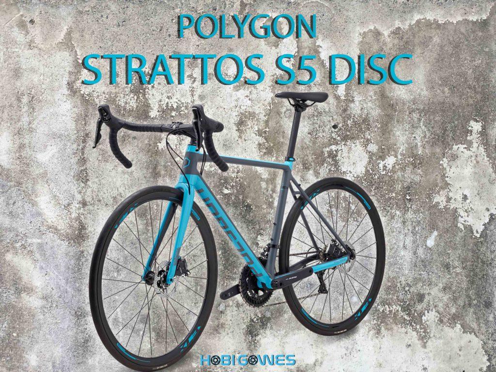 Stattos S5 Disc 2019