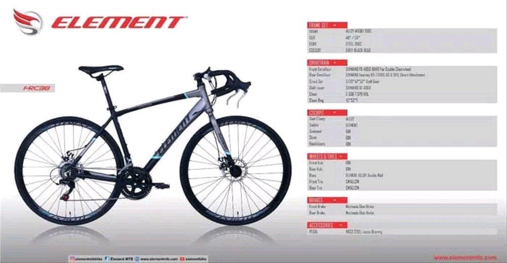 Element FRC 38 Spesifikasi