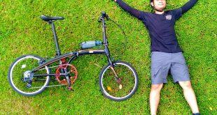 Harga Sepeda Lipat Polygon Terbaru