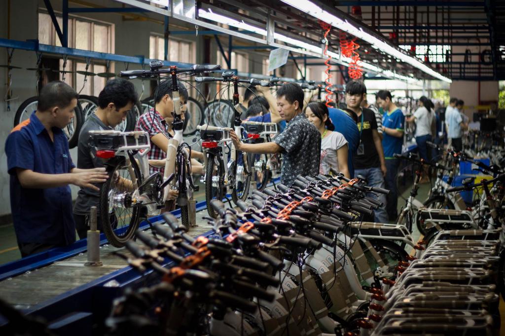 Pabrik Sepeda Dahon