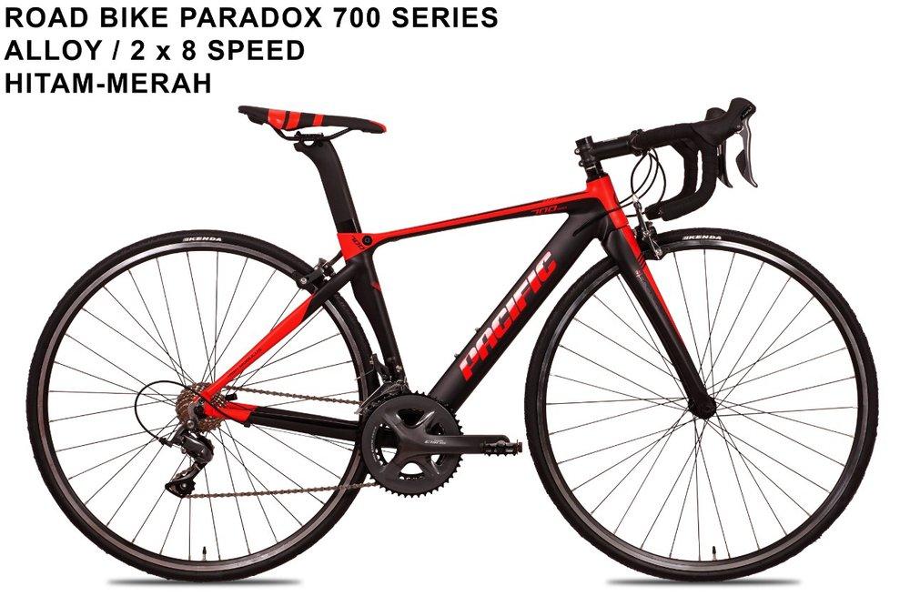 Pacific Paradox Roadbike Terbaru
