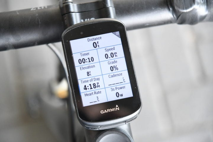 Cyclocomp Garmin