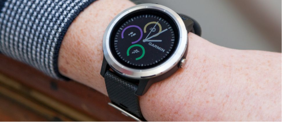 Review Garmin Vivoactive 3