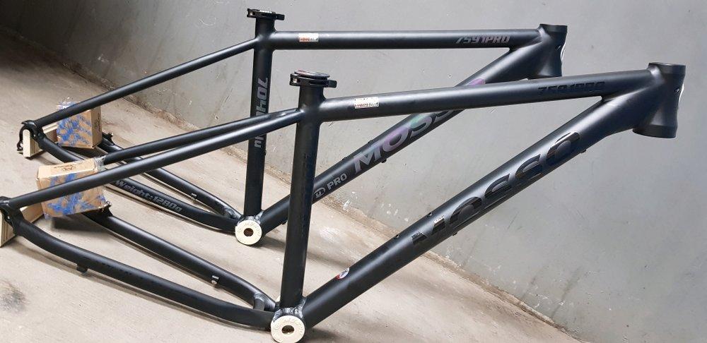 Bahan Sepeda Alloy