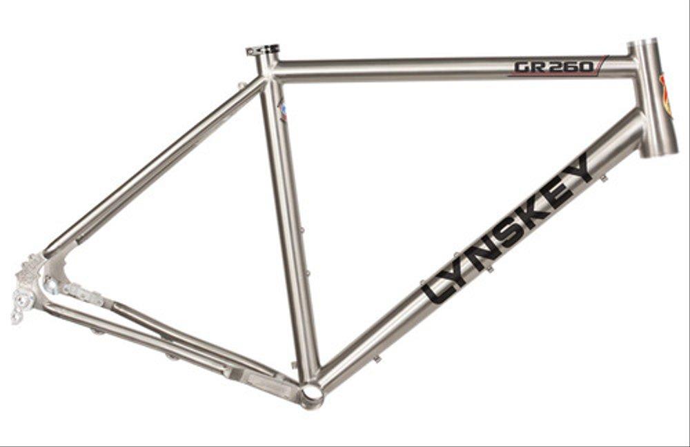 Bahan Sepeda Titanium