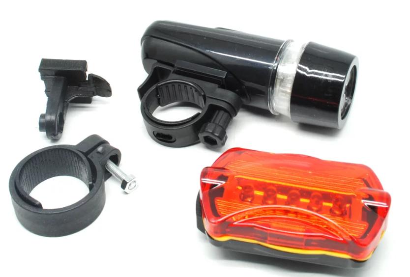 Lampu Sepeda Power Beam LED