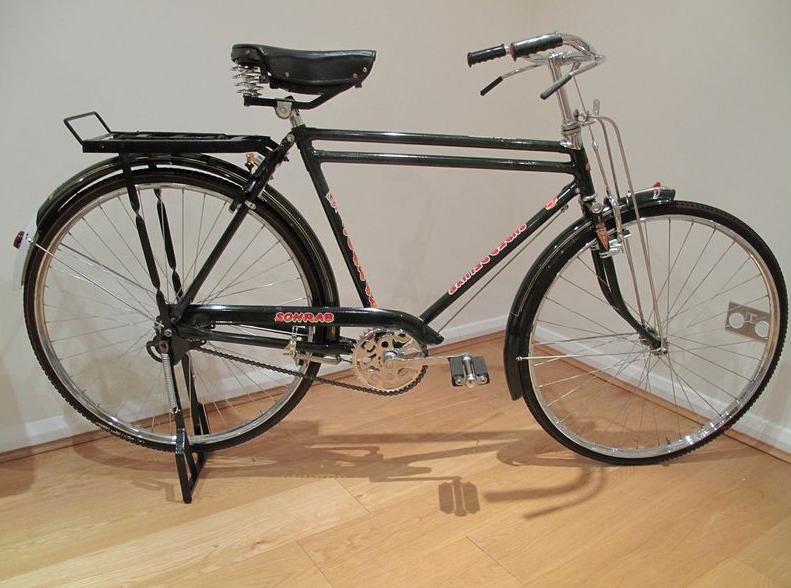 Gambar Sepeda Onthel Antik