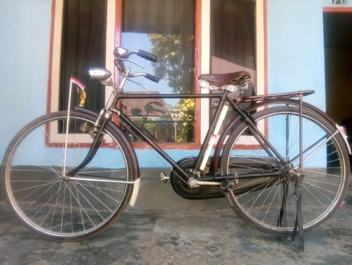 Gambar Sepeda Onthel the Speed