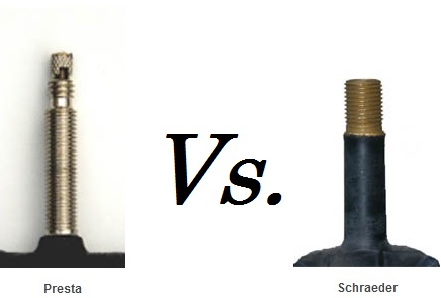 Presta VS Schrader