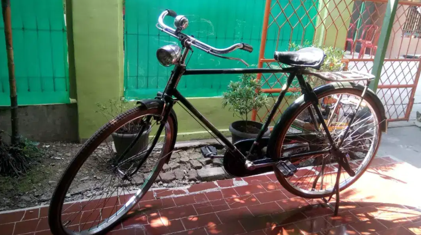Sepeda Onthel Jadul