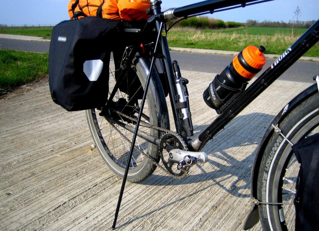 Standar Sepeda Tongkat
