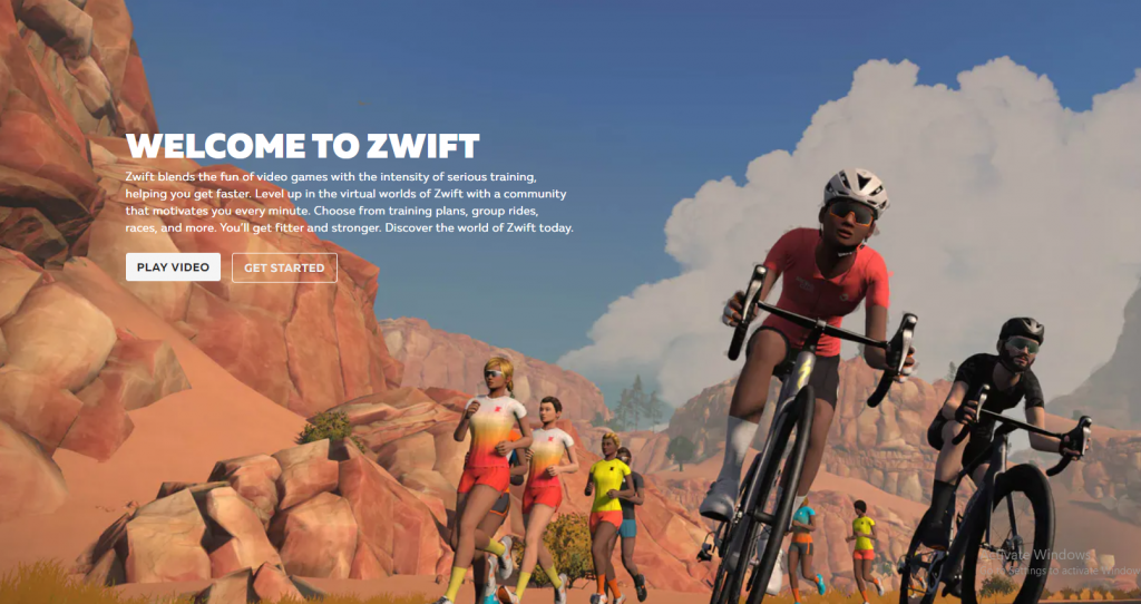 Zwift Indonesia