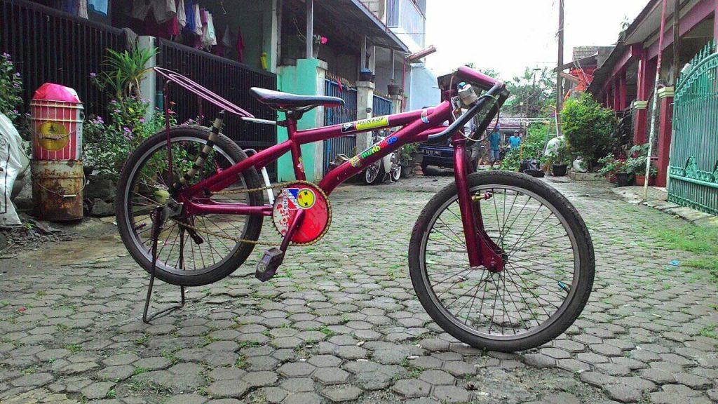 Gambar Modifikasi Sepeda Bmx Menjadi Drag Mengenal Aliran Modifikasi Sepeda Drag Hobigowes