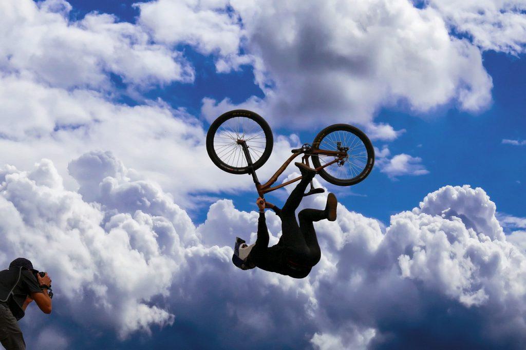 Alternatif olahraga sepeda