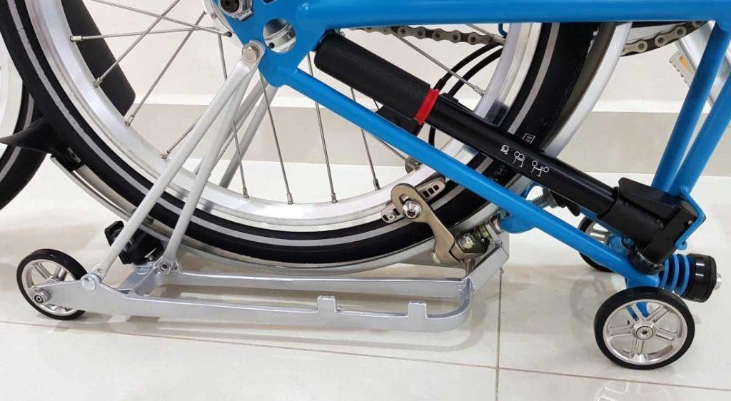 Brompton Eazy Wheels