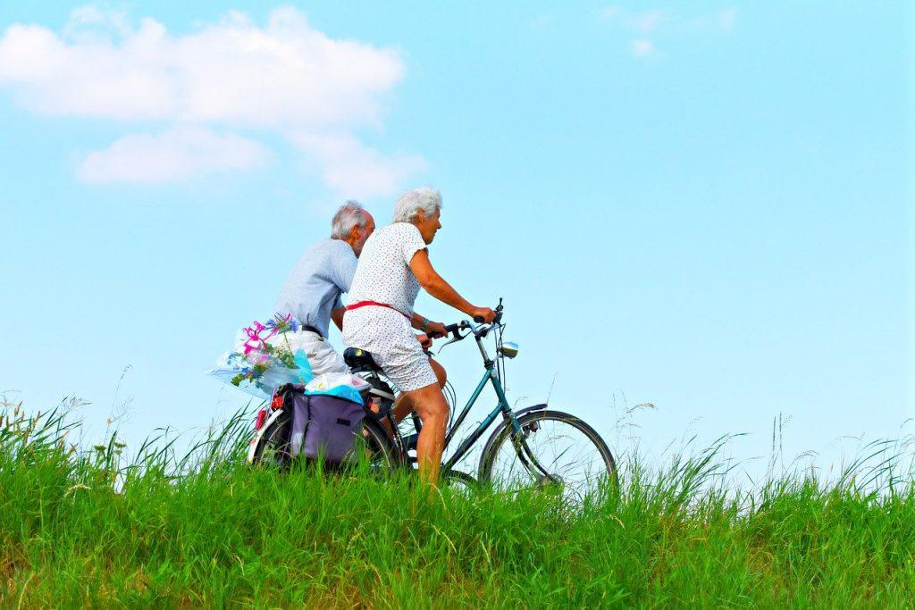 Manfaat rutin bersepeda