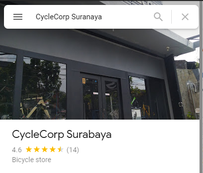 Review CycleCorp Suranaya