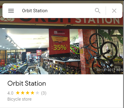 Review Orbit Station Surabaya