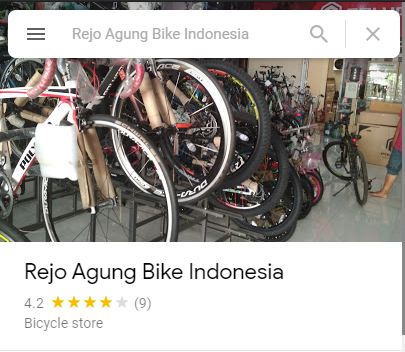 Review Rejo Agung Bike Indonesia