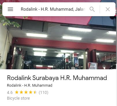 Review Rodalink H.R Muhammad