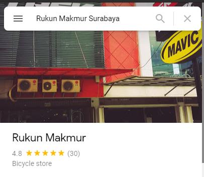 Review Rukun Makmur Surabaya
