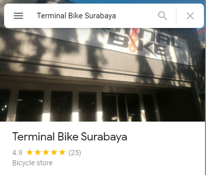 Review Terminal Bike Surabaya