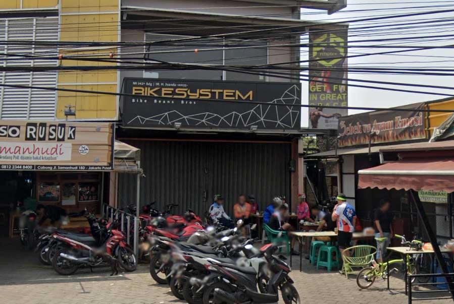 Bikesystem