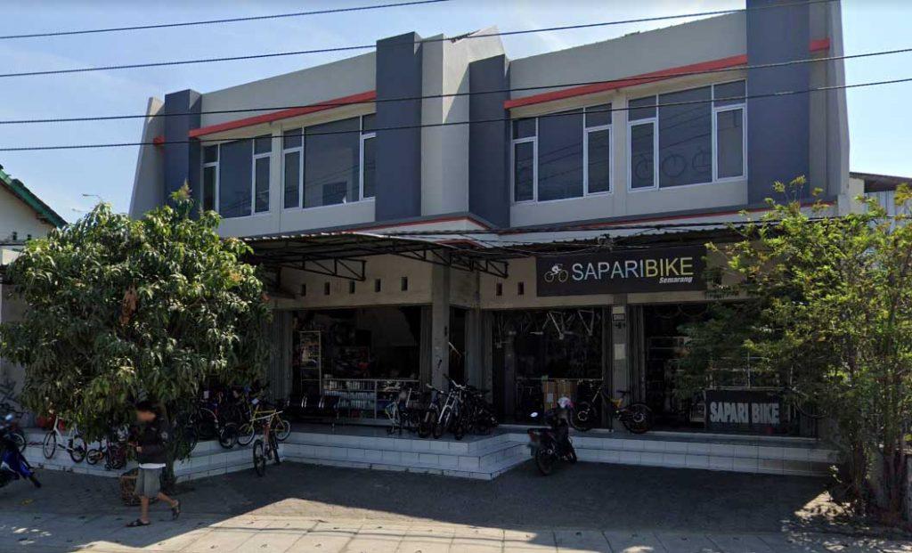 Sapari Bike Shop