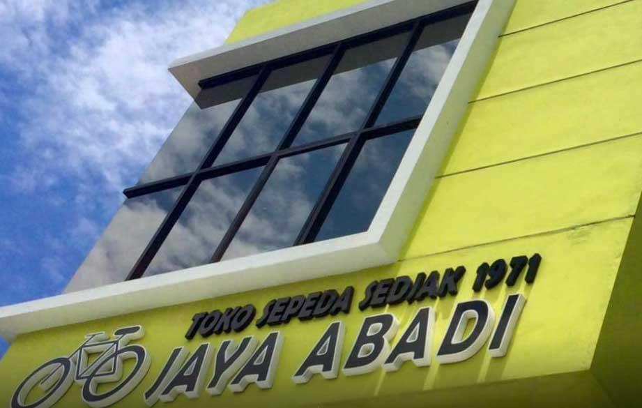 Toko Sepeda Jaya Abadi