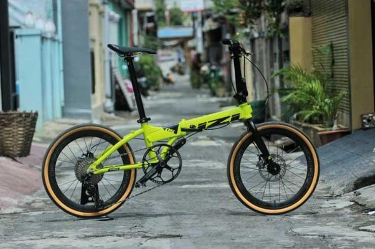 Sepeda Lipat Merk Izi