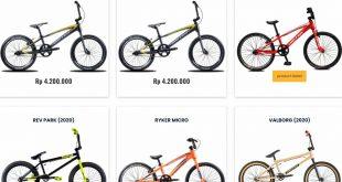 Rekomendasi Sepeda BMX United