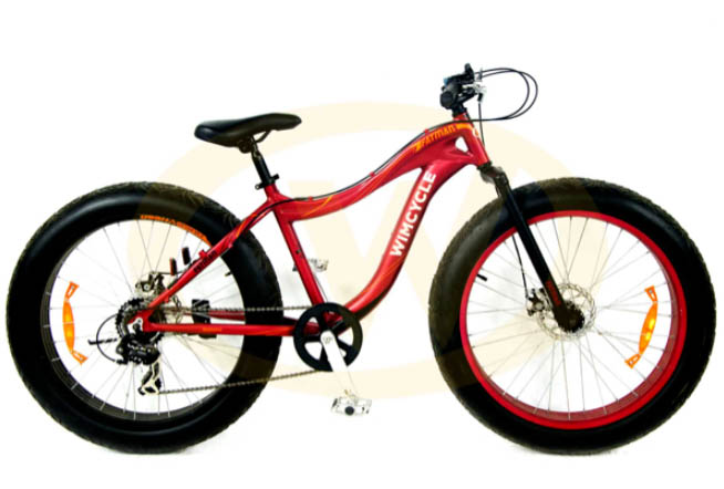 Wimcycle Fatman
