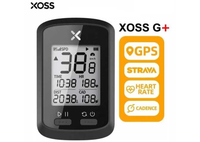 Speedometer Xoss G